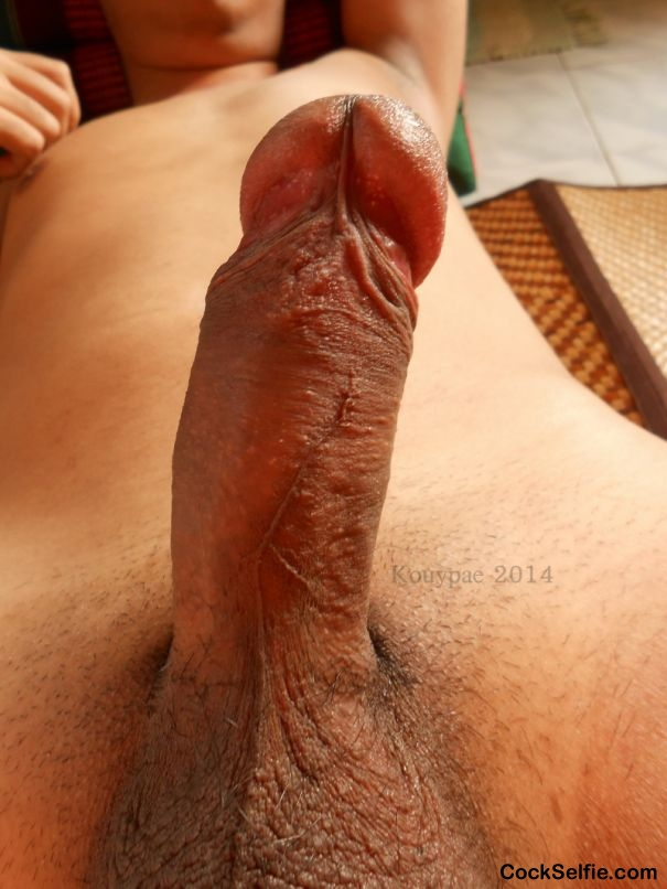 Small cock close up