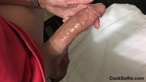 Six layers of pantyhose