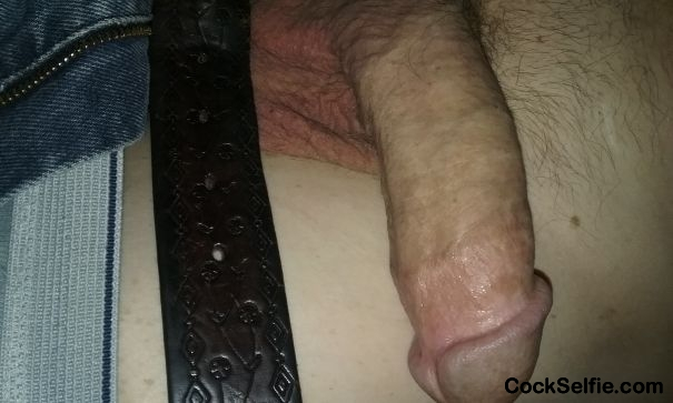 Would you suck this Peter? - Cock Selfie