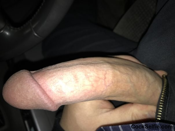 Thoughts? - Cock Selfie