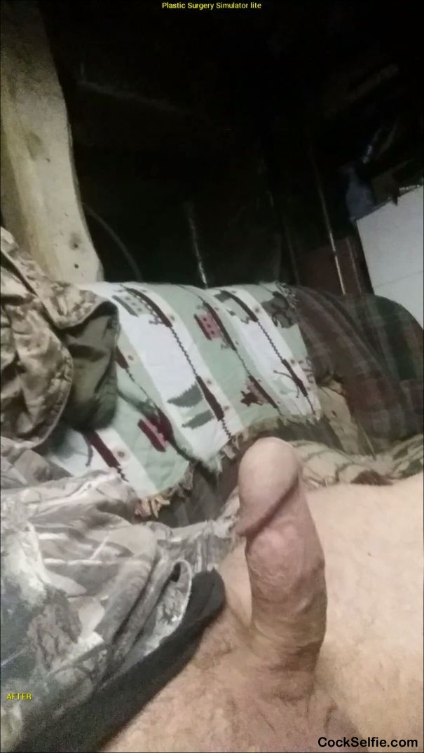 Morning yall - Cock Selfie