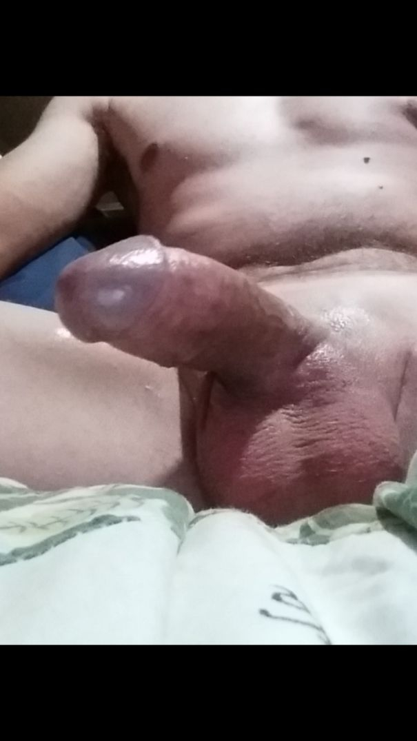 Getting horny - Cock Selfie