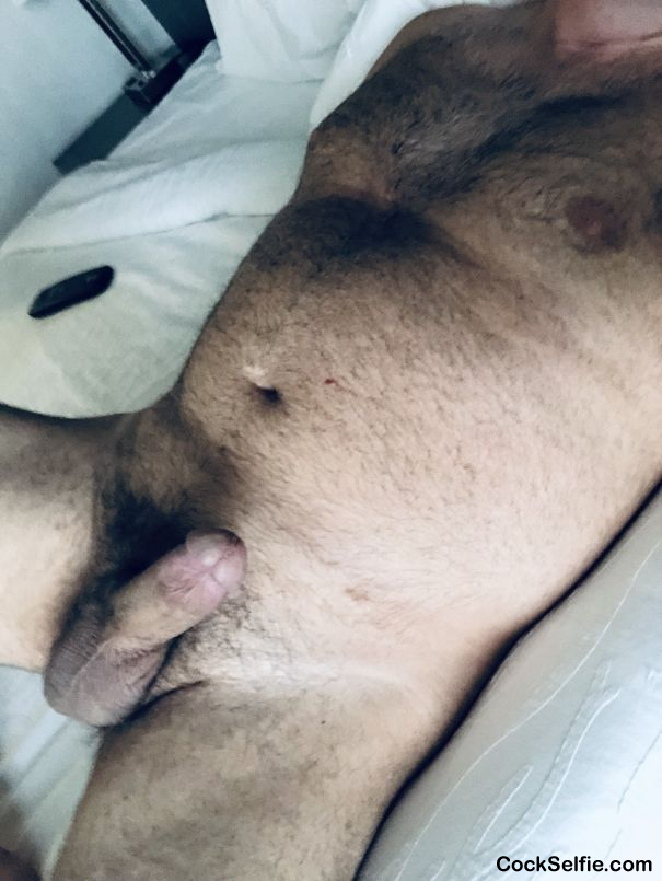 Want to Cuddle - Cock Selfie