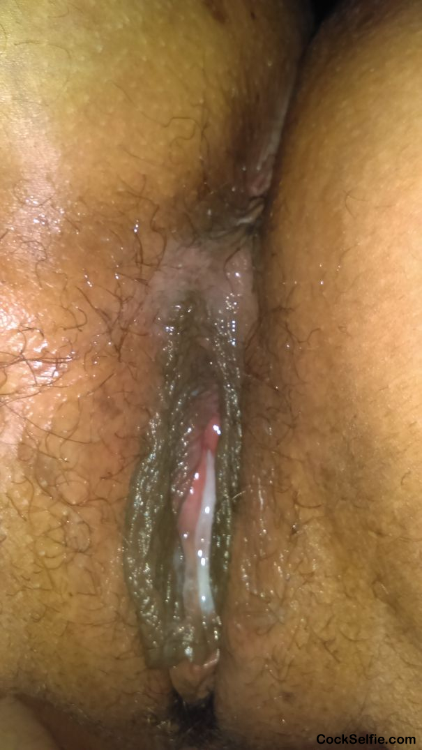 Soaking Wet Dripping Pussy