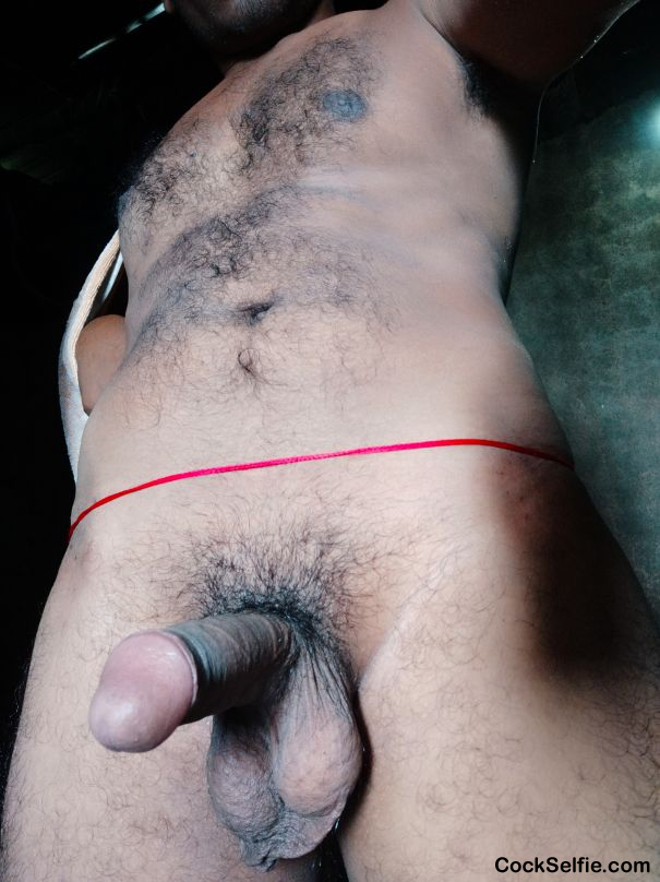 My naked penis with body - Cock Selfie