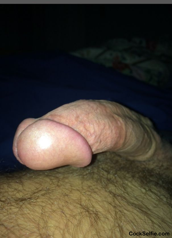I like to be hard - Cock Selfie